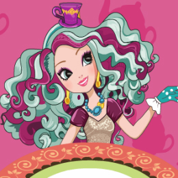 Madeline sminkelős Ever After high játék