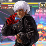 King of Fighters verekedős játék
