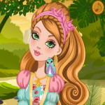 Ashlynn Ella öltöztetős Ever After high játék