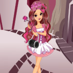 Briar Beauty öltöztetős ever after high játék