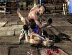 Mma fighters puzzle játék