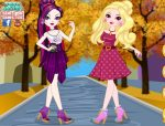 Trendy stílus Ever After high játék